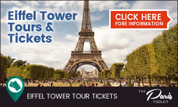 Eiffel Tower Paris Tickets