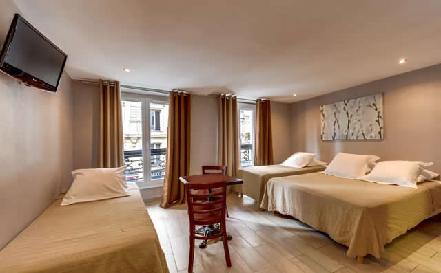 Family Rooms In Paris Hotels Apartments Aparthotels