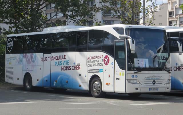 paris beauvais airport to paris city centre bus train options. Black Bedroom Furniture Sets. Home Design Ideas
