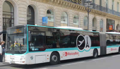 airport bus cdg airport to paris 6 services compared. Black Bedroom Furniture Sets. Home Design Ideas